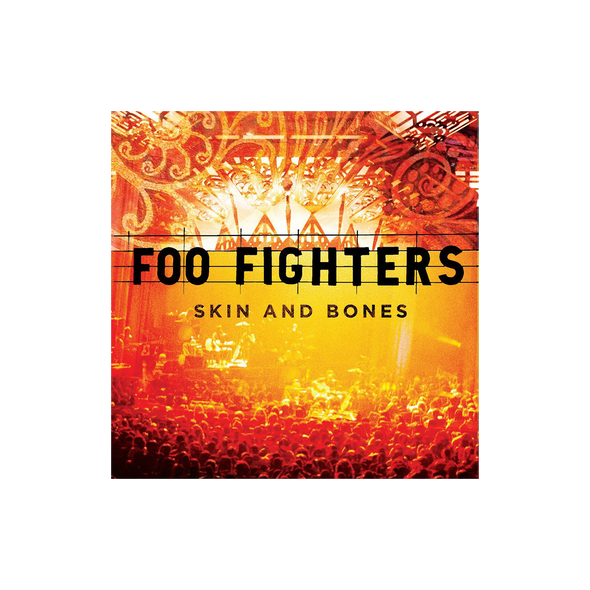 Skin & Bones Vinyl - Foo Fighters UK