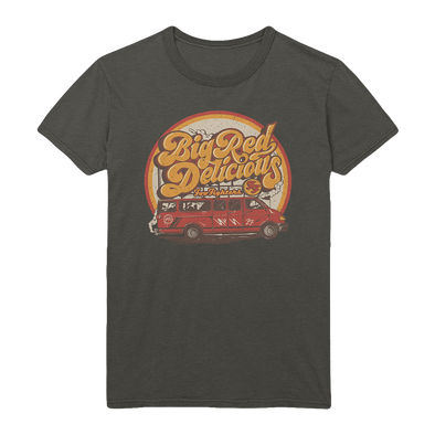 BIG RED DELICIOUS CHARCOAL TEE - Foo Fighters UK