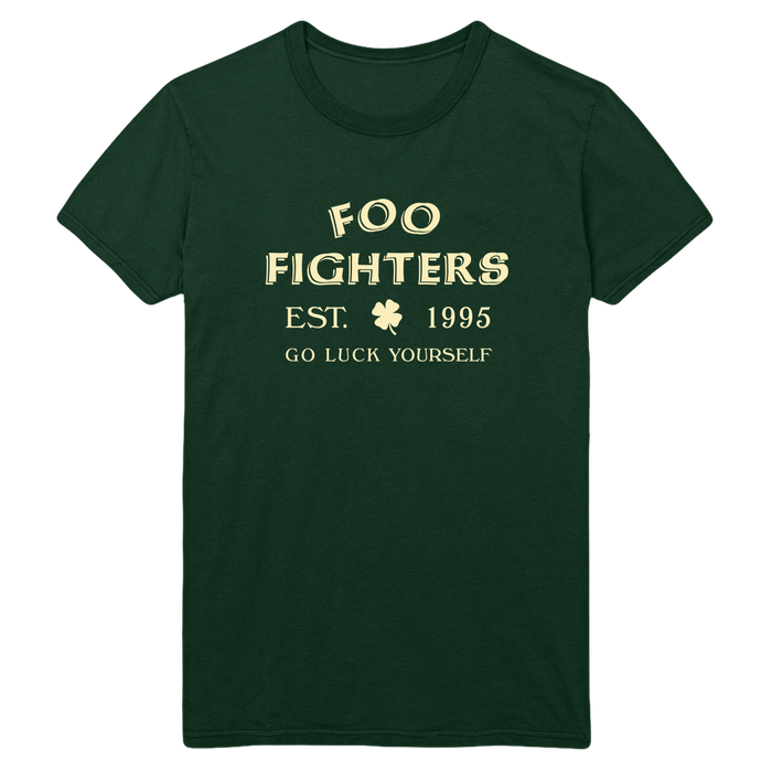 Go Luck Yourself Tee - Foo Fighters UK