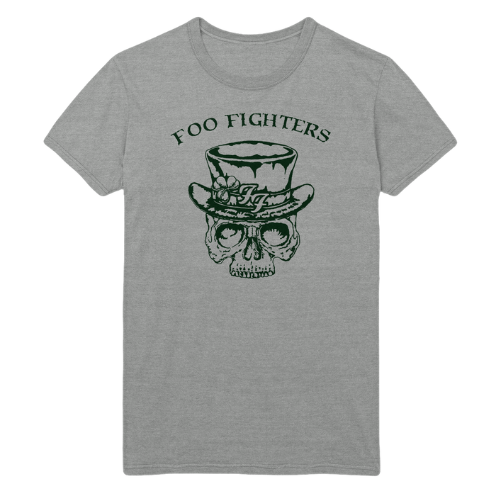 Leprechaun Skull Tee - Foo Fighters UK