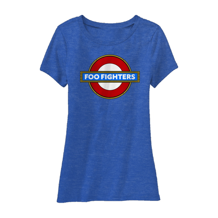 Underground Scoop NeckTee - Foo Fighters UK