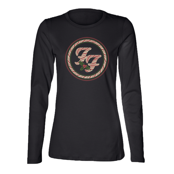 FF Candy Icon Womens Long Sleeve