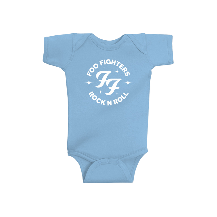 Sparkles Blue Onesie - Foo Fighters UK