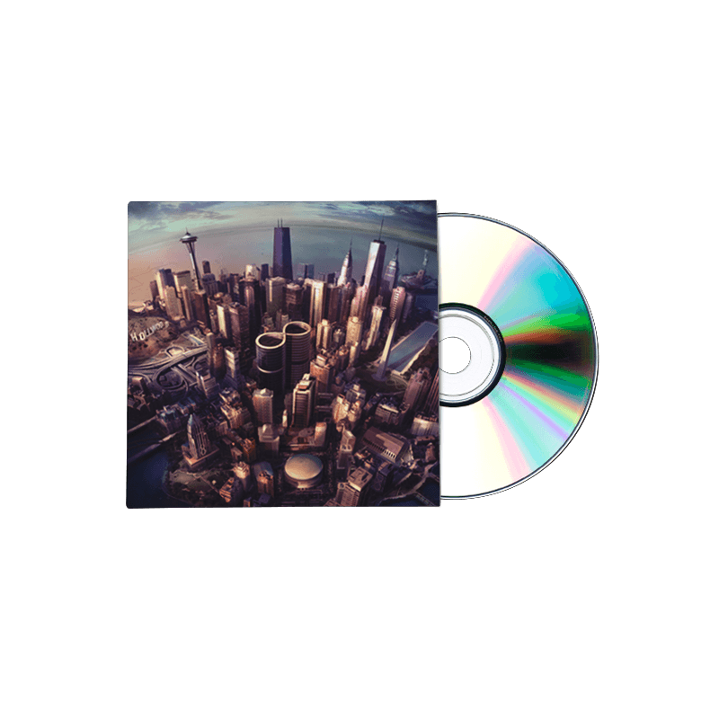 Sonic Highways CD - Foo Fighters UK