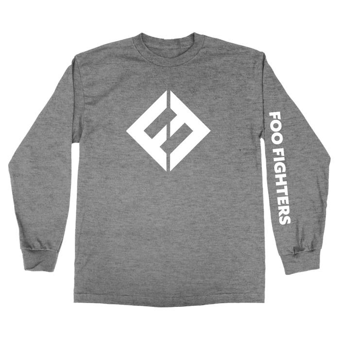 FF Equals Long Sleeve Tee - Foo Fighters UK