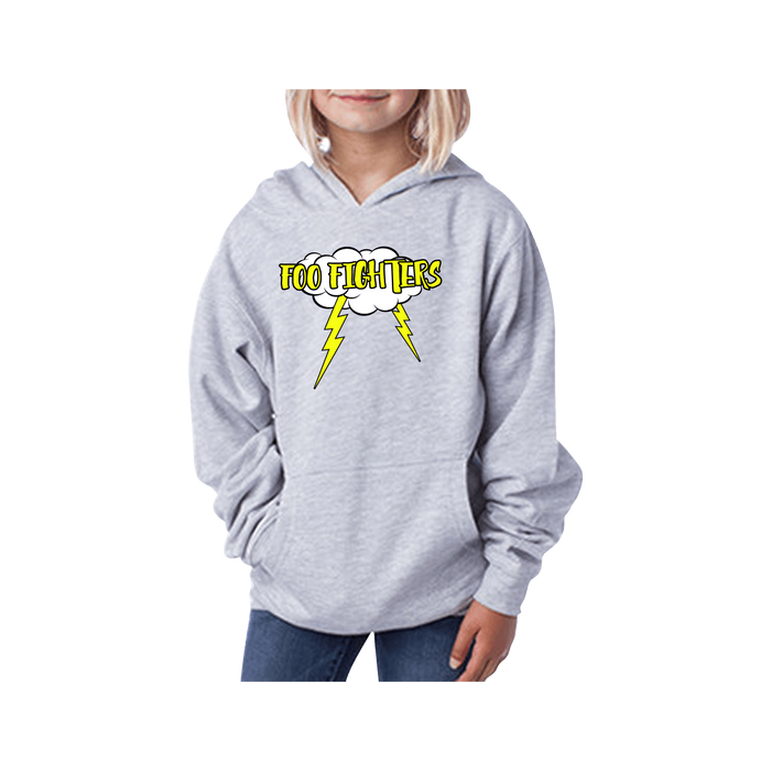 Roaring Youth Hoodie - Foo Fighters UK