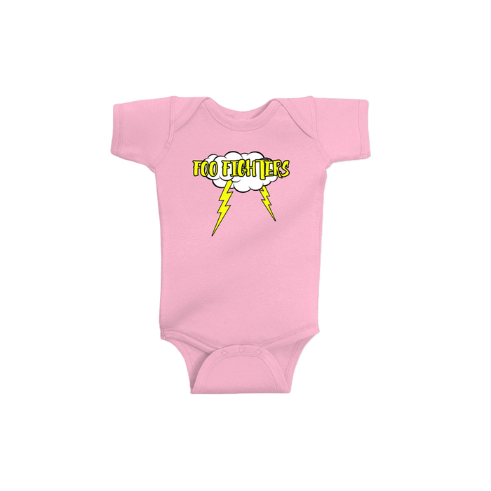 Roaring Pink Onesie - Foo Fighters UK