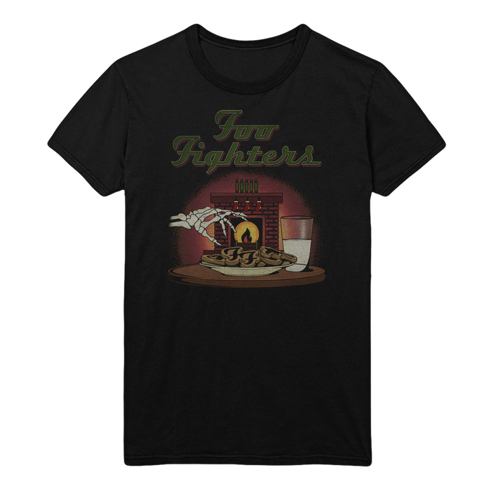 Seasons Greetings Tee - Foo Fighters UK