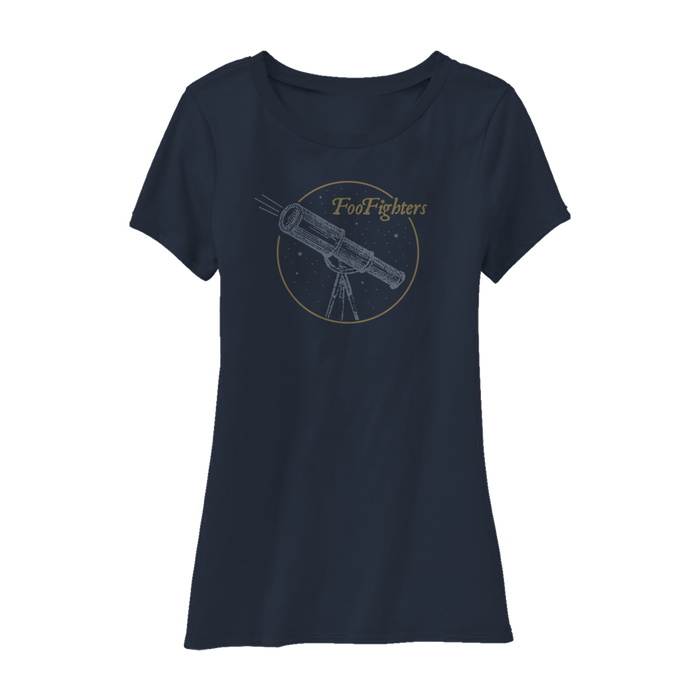 Telescope Women's Tee - Foo Fighters UK