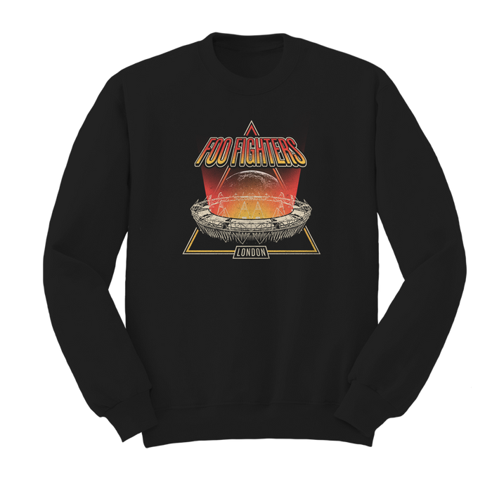 Stadium Crewneck - Foo Fighters UK