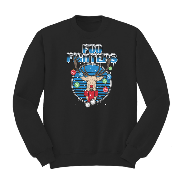 Jolly Deer Crewneck - Foo Fighters UK