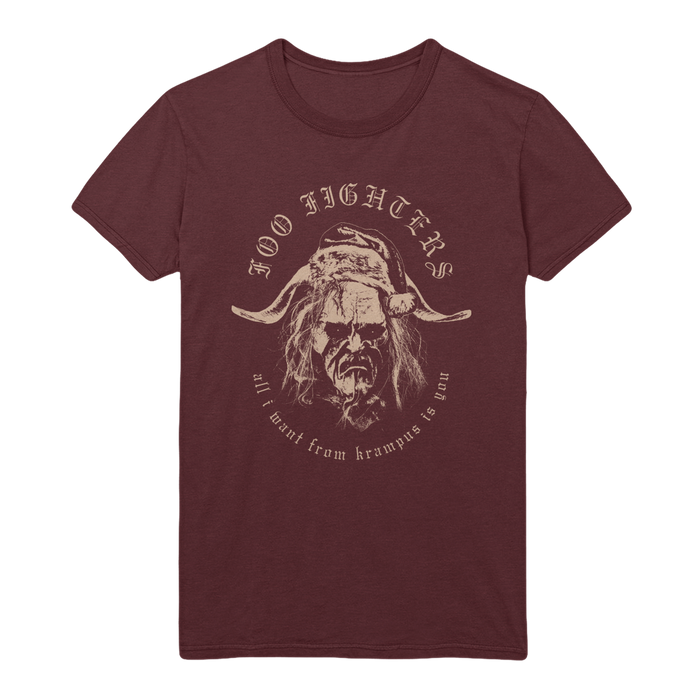 Krampus Tee - Foo Fighters UK
