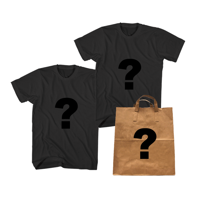 Mystery Grab Bag (Men's) - Foo Fighters UK