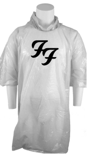 Logo Poncho - Foo Fighters UK