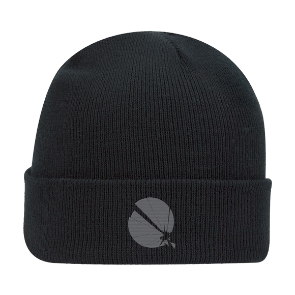 Black Shatter Beanie - Queens of the Stone Age UK