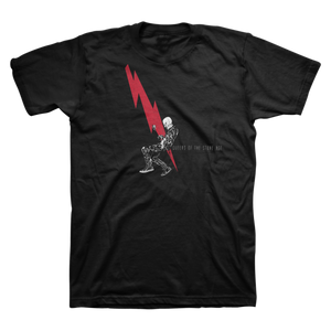 Lightning Dude Tee - Queens of the Stone Age UK
