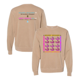 Desert Sessions Crewneck - Tan - Queens of the Stone Age UK
