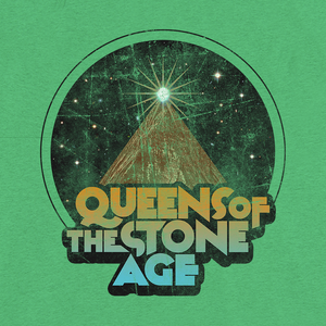 Space Mountain Heather Kelly Tee - Queens of the Stone Age UK