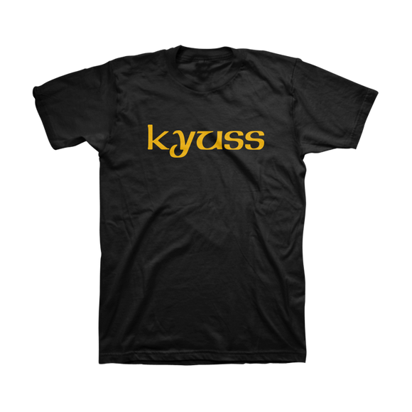 Kyuss Gold Tee - Queens of the Stone Age UK