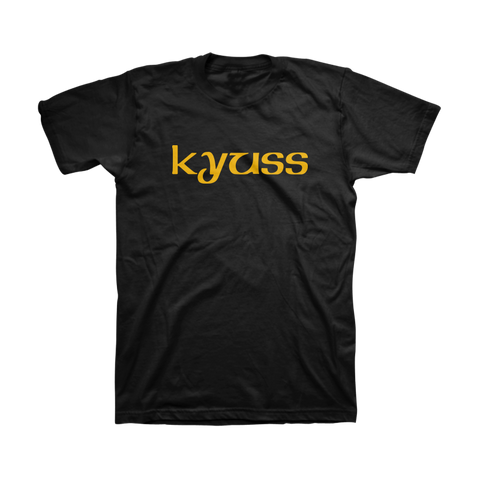Kyuss Gold Tee - Queens of the Stone Age