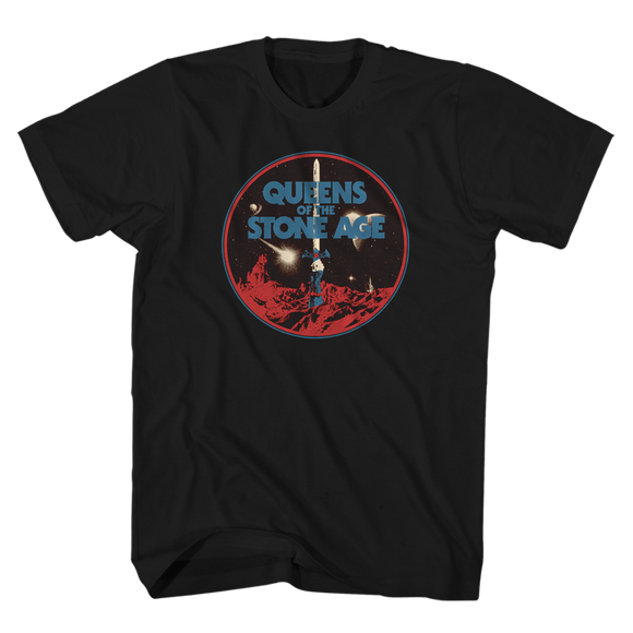 Branca Sword Tee - Queens of the Stone Age UK