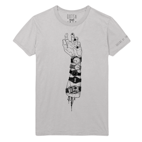 Graverobber Enzyme Wash Tee - Queens of the Stone Age UK