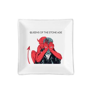 White Key Tray - Queens of the Stone Age UK
