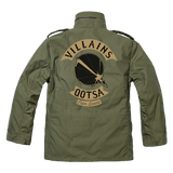 Villains Military Jacket - Queens of the Stone Age UK