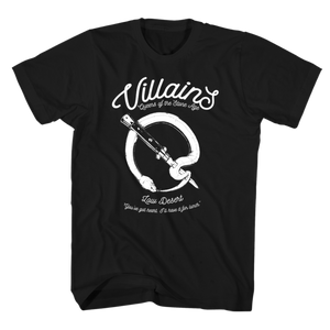Snake Q Villains Tee - Queens of the Stone Age UK