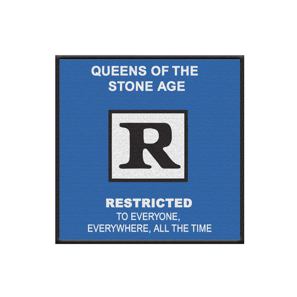 Restricted Patch - Queens of the Stone Age UK