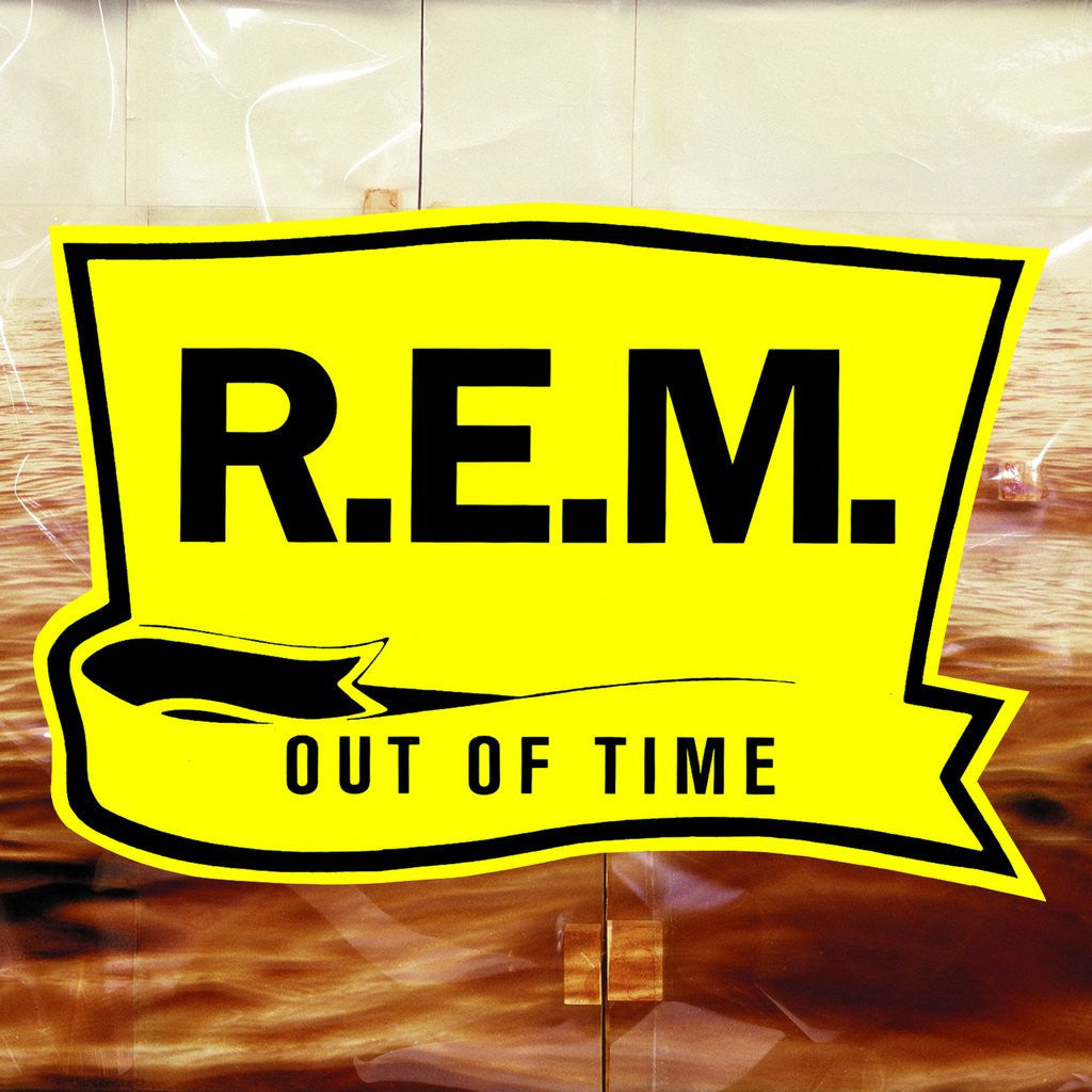 Out of Time 25th Anniversary - Standard Vinyl - REM UK