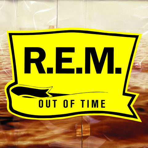 Out of Time 25th Anniversary - 3 LP Box Set - REM UK
