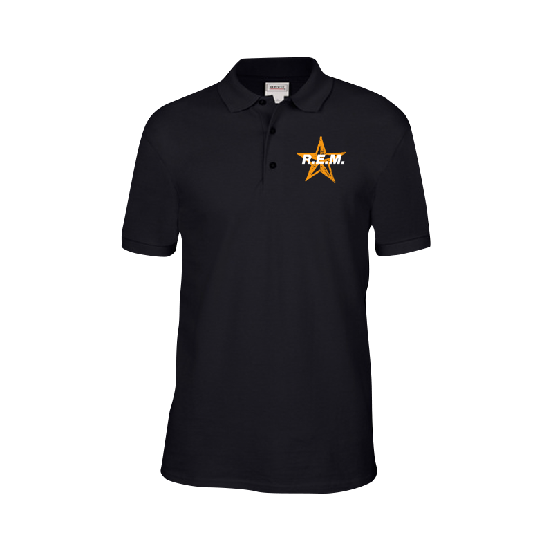 Star Throwback Polo - REM UK