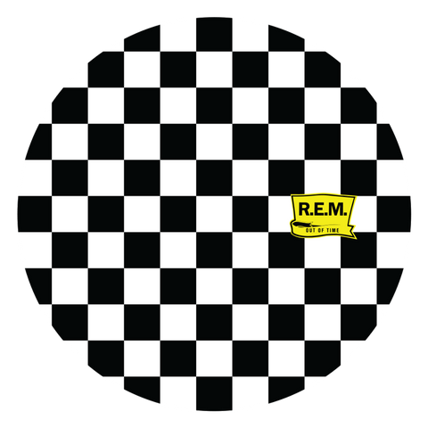 Out of Time Slipmat - R.E.M.