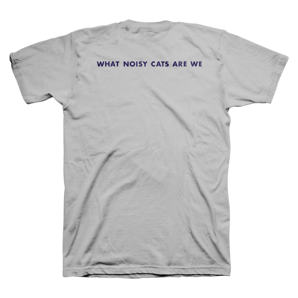 What Noisy Cats Are We Throwback Tee - REM UK