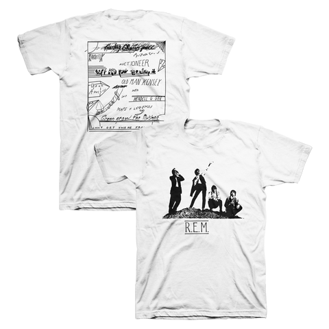 Fables Throwback Tee - REM UK