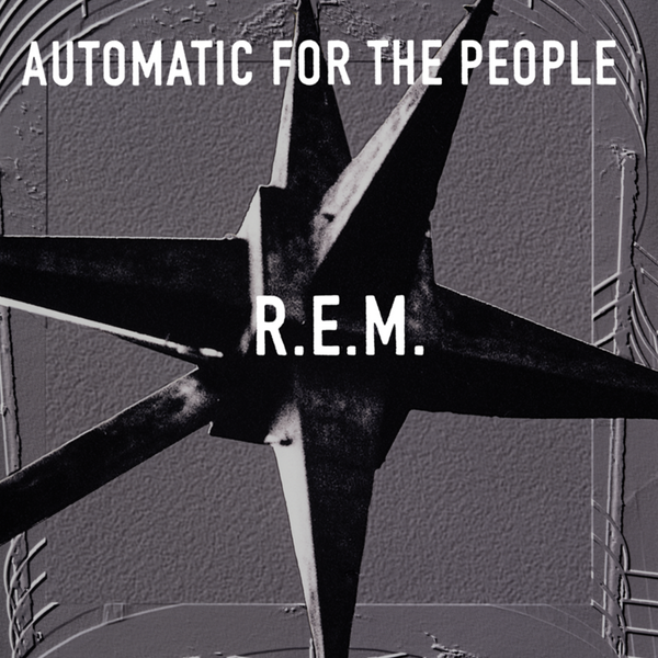 Automatic For The People 25th Anniversary Vinyl - REM UK