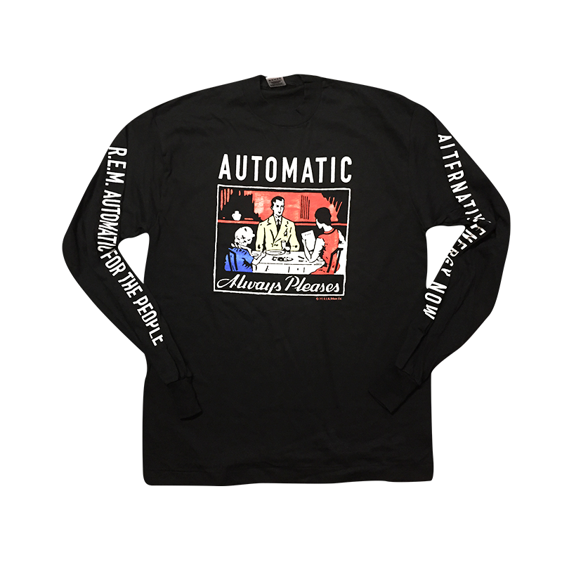 Always Pleases Originals Longsleeve - REM UK