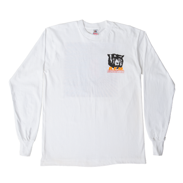 Monster Originals Long Sleeve Tee - REM UK