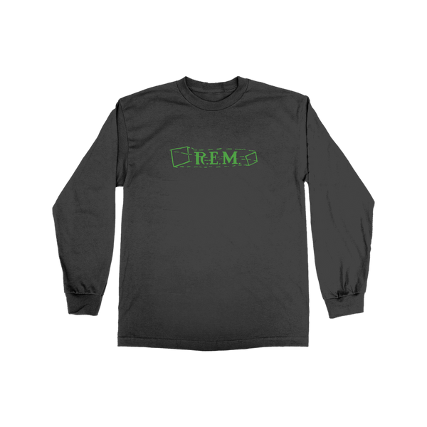 Live In London Long Sleeve Tee - REM UK