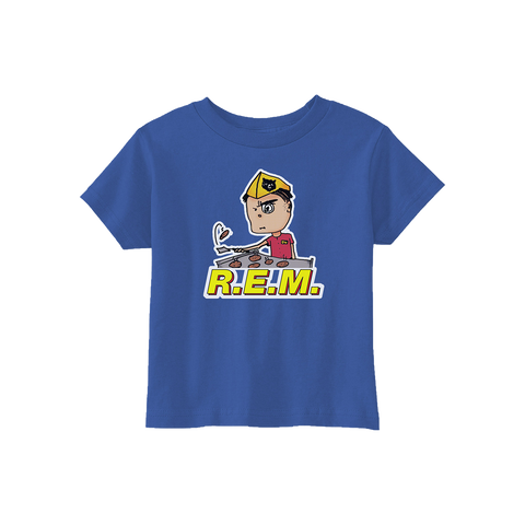 McJob Toddler Tee - REM UK