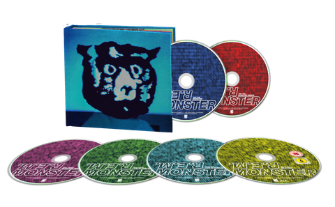 Monster 25th Anniversary - Deluxe Box Set - REM UK