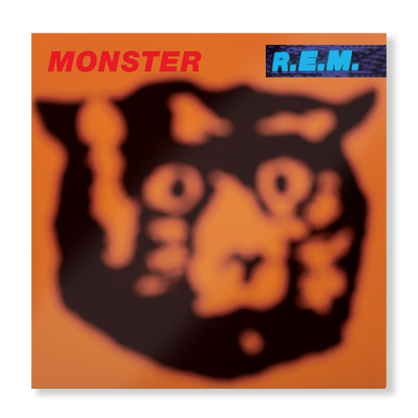 Monster 25th Anniversary - Standard LP - REM UK