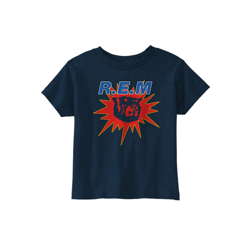 Monster Toddler Tee - REM UK