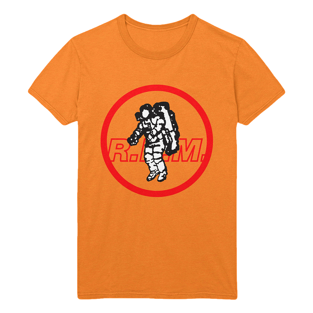 Astronaut Orange Tee - REM UK