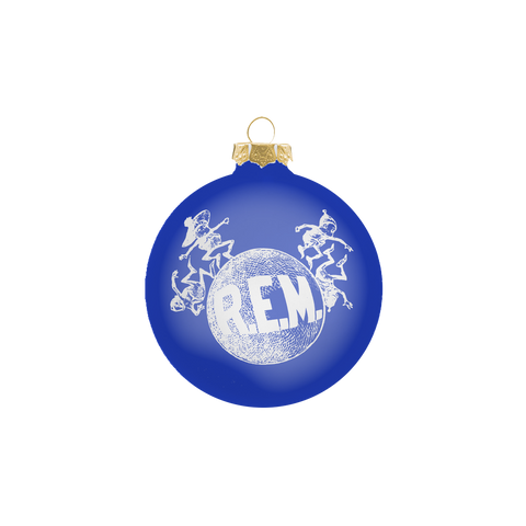 Elf Ornament - Blue - REM UK