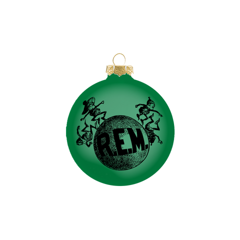 Elf Ornament - Green - REM UK