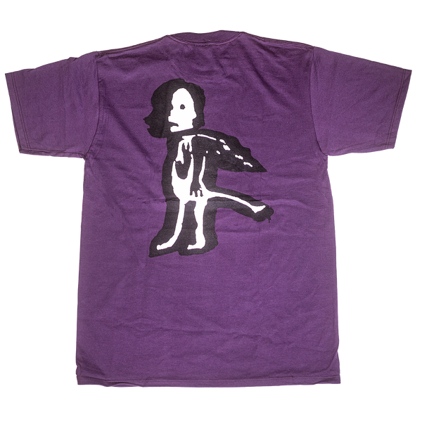 Purple Pure Tee - REM UK