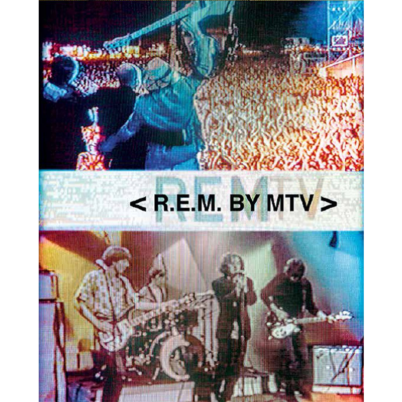 R.E.M. by MTV DVD - R.E.M.