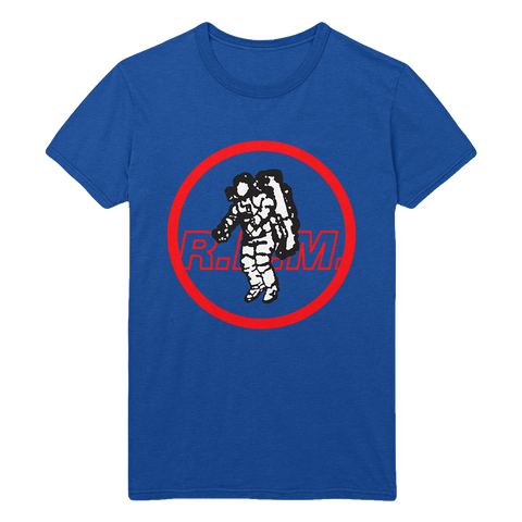 Astronaut Royal Blue Tee - REM UK